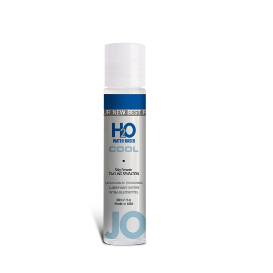 Jo H2O Water Based Cool 1 oz Lubricant