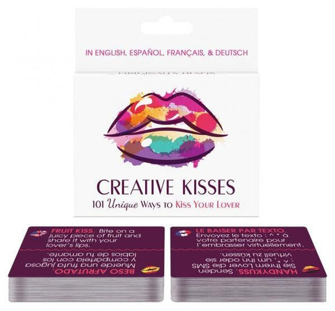 Creative Kisses Game from Kheper Games