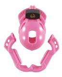 Locked in Lust  The Vice Male Chastity Device - Mini Pink