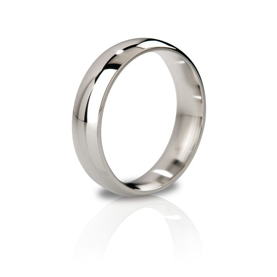 Earl Round Cock Ring Polished