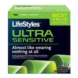 Lifestyles Ultra Sensitive
