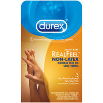 Durex Avanti Bare Real Feel Non Latex Condoms