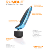 Tantus RUMBLE Personal Massager Vibrator