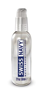 Swiss Navy Water Base Lube