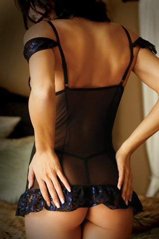 Bewitching Chemise and G String