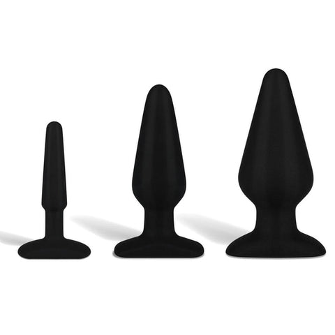 Anal Training Kit Advanced Butt Plug