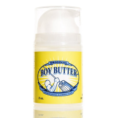 Boy Butter - 2 oz Pump Lubricant