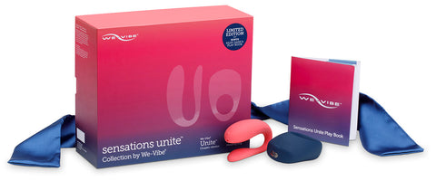 Sensations Unite Collection from We-Vibe