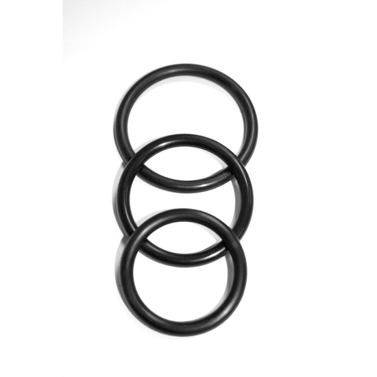 Sex & Mischief Nitrile Cockring 3 Pack