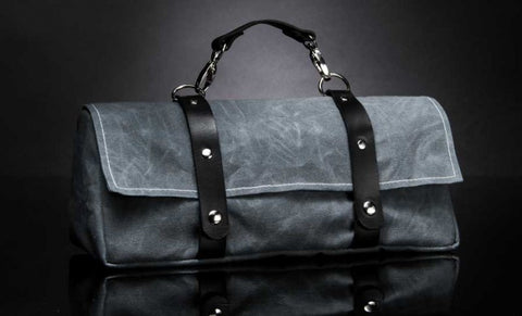 Liberator Tristan Toy Bag - Waxed Canvas,