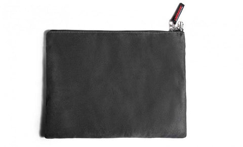 Liberator Zappa Toy Bag, Suede Charcoal