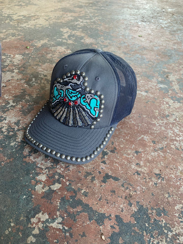 New Beaded hat