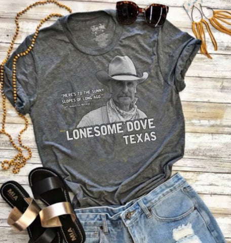 Gray  Lonesome Dove