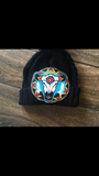 Head Chief black beanie