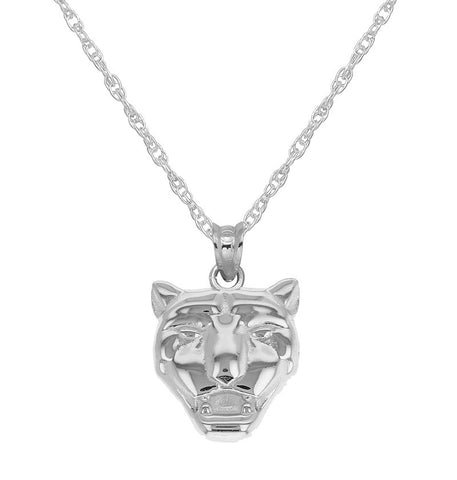 Necklace with Panther Pendant