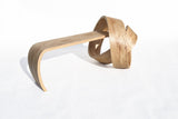 Why Knot Bench rustic Elm|banc noeud orme rustique