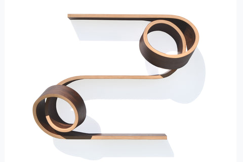 Mini Double Twist Shelf|mini tablette double twist