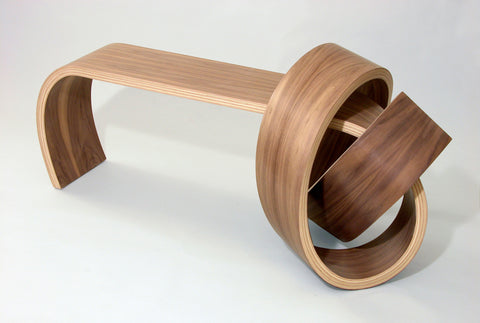 Why Knot Bench|banc noeud