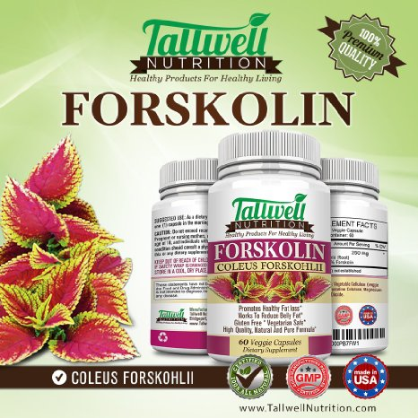 Pure Forskolin Extract Review
