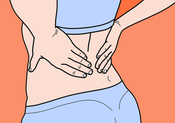 4 Simple Lifestyle Changes that Can Ease Your Back Pain