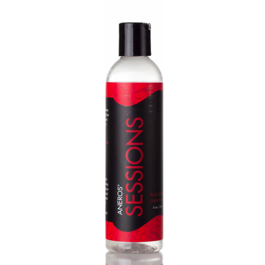 Aneros Sessions Natural Lubricant 8.5oz