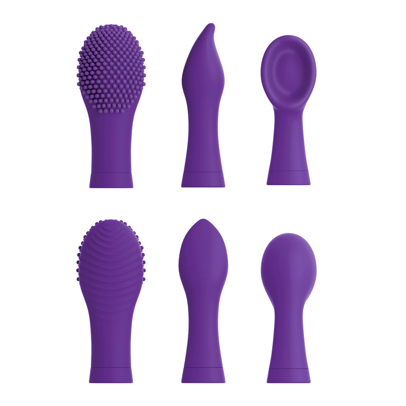 Jimmy Jame Focus Sonic Clitoral Vibrator