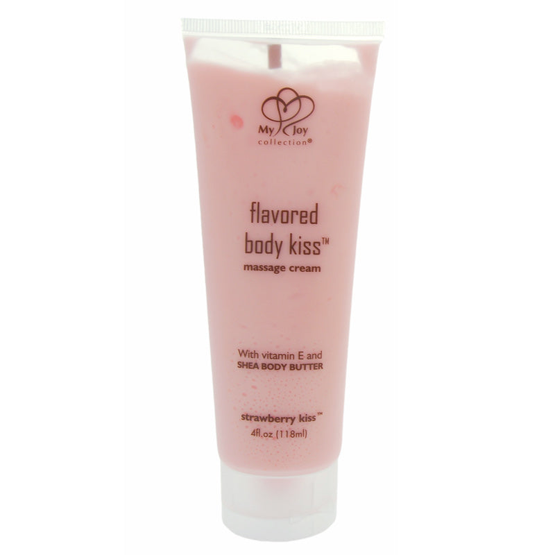 Strawberry Body Kiss Massage Cream