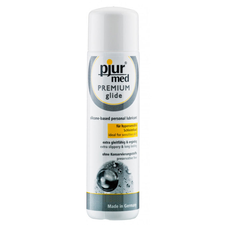 Pjur Med Premium Glide Intimate Personal Lubricant 100ml
