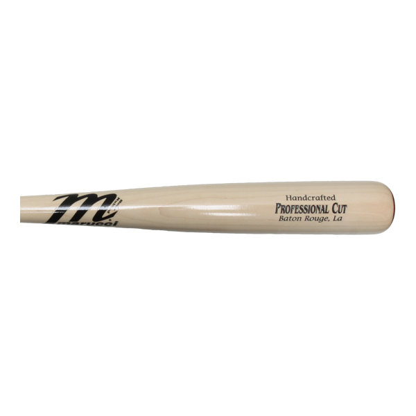 Marucci Pro Cut Maple Wood Baseball Bat: MCMBBCULL Natural Adult