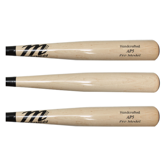 Marucci Albert Pujols Maple Wood Baseball Bat: AP5BN Adult