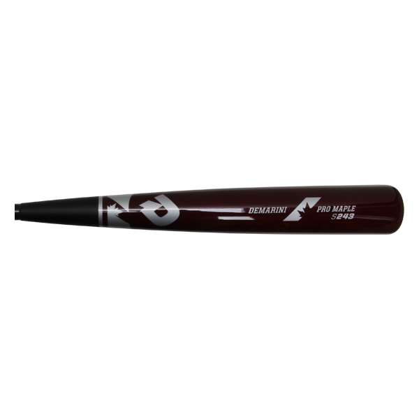 DeMarini Pro Maple Wood Composite Bat BBCOR Baseball Bat: S243