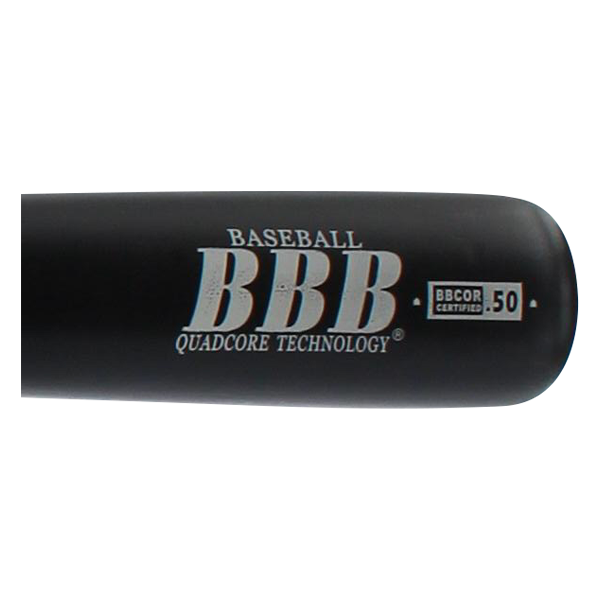 BamBooBat Bamboo Wood Baseball Bat: HBBB100M Adult