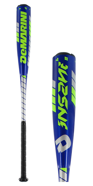 DeMarini Insane Senior League Baseball Bat: DXINZ