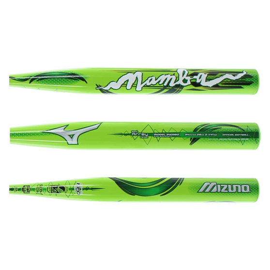 Mizuno Mamba ASA Slow Pitch Softball Bat: MZMAMSPA