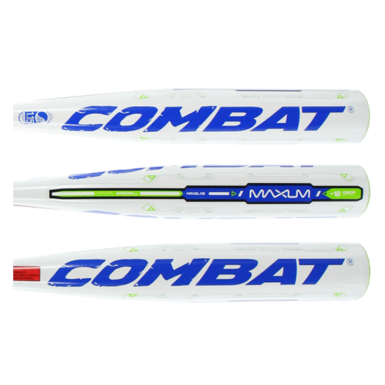 2016 COMBAT MAXUM -12 Senior League Baseball Bat: MAXSL112