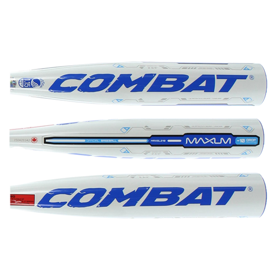 2016 COMBAT MAXUM -10 Senior League Baseball Bat: MAXSL210