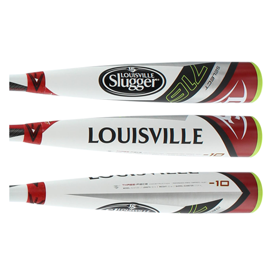 2016 Louisville Slugger Select 716 Senior League Baseball Bat: SLS716X
