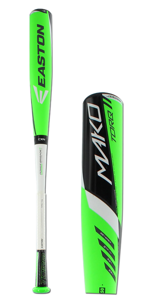 2016 Easton MAKO TORQ BBCOR Baseball Bat: BB16MKT
