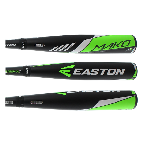 2016 Easton MAKO XL BBCOR Baseball Bat: BB16MKL