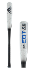2016 Adidas EQT X2 Senior League -5 Baseball Bat: X2-SL