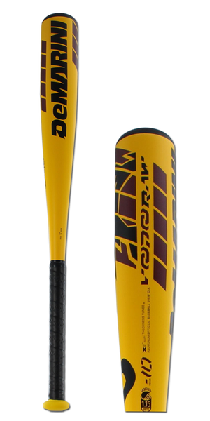 2016 DeMarini Voodoo Senior League Baseball Bat: DXVDX