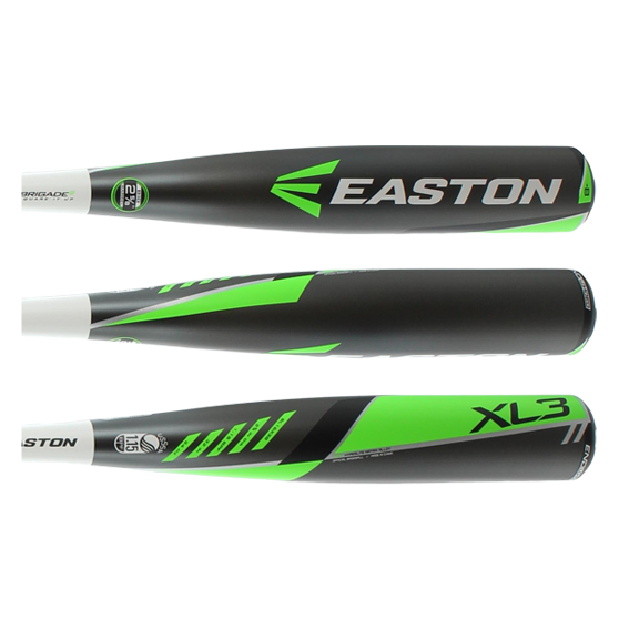 2016 Easton XL3 Senior League Baseball Bat: SL16X38
