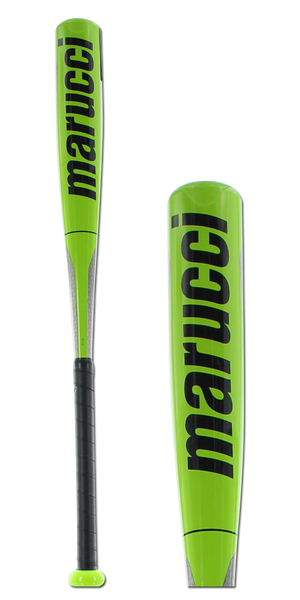 2016 Marucci Hex Alloy Senior League Baseball Bat: MSBAHAY10