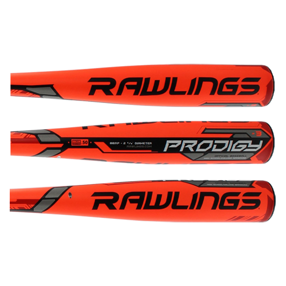 2016 Rawlings Prodigy BBCOR Baseball Bat: BBRP