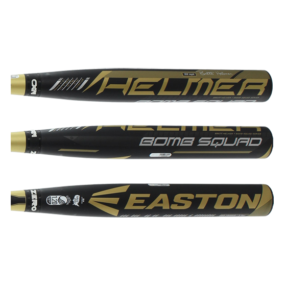 2016 Easton Brett Helmer Loaded USSSA Slow Pitch Softball Bat: SP16BHU
