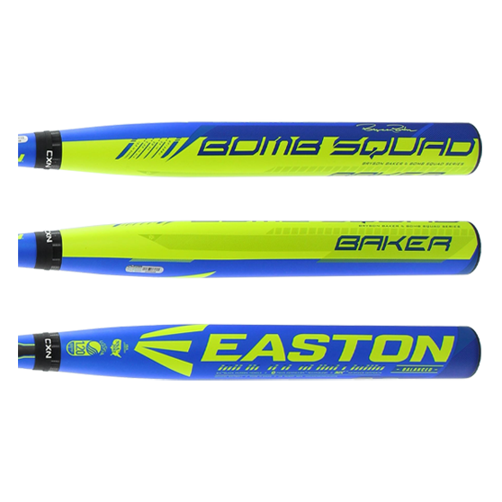 2016 Easton Bryson Baker Balanced USSSA Slow Pitch Softball Bat: SP16BBU