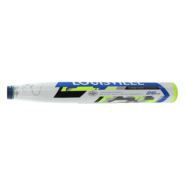 2016 Louisville Slugger Z4 Balanced USSSA Slow Pitch Softball Bat: WTLZ4U16B