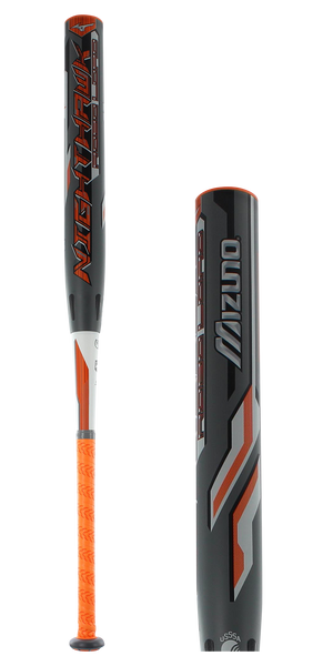 2016 Mizuno Nighthawk End Loaded ASA Slow Pitch Softball Bat: MZSP16NH-AL