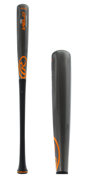 2016 Rawlings VELO Maple/Bamboo Composite Wood Baseball Bat: R110CH