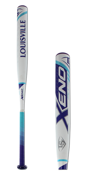 2017 Louisville Slugger XENO Plus Fastpitch Softball Bat: FPXN178